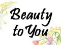 Beauty To You - logo